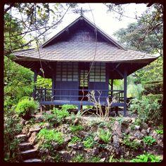 Tea House, Japanese Garden