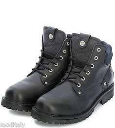 WRANGLER scarpe uomo mod timberland YUMA WM162002 CAMEL 469516a89ac