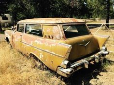 ( 2014...2016...REST IN PEACE ) 1957 Chevy wagon .
