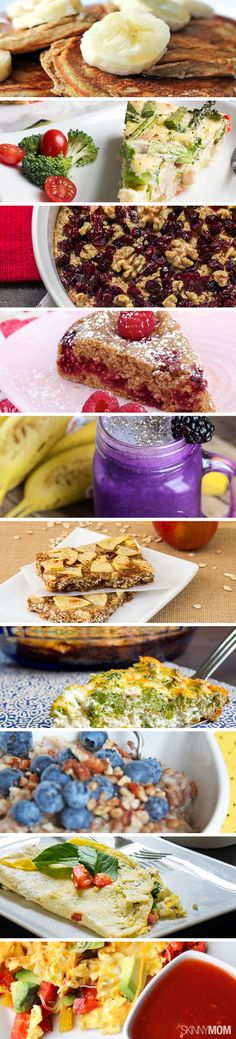 10 Breakfast Recipes you should know about!