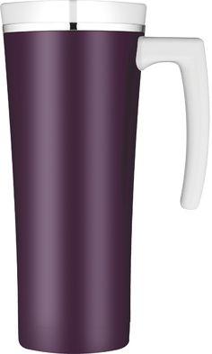 Plum Vacuum Insulated Travel Mug | Thermos®