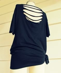 Wobisobi: No Sew, Tee-Shirt DIY #4 Liera