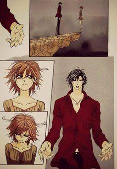 Kyoko and Ren