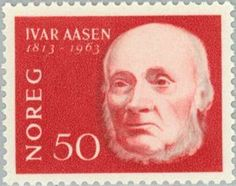 Aasen, Ivar Stamp Collecting, My Stamp, Postage Stamps, Norway, My Favorite Things, Wildlife, Stamps