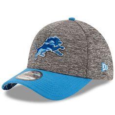 Adult New Era Detroit Lions 2016 NFL Draft 39THIRTY Flex-Fit Cap, Size: