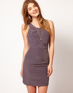 maybe with a belt?Enlarge Gestuz Stretch Evening Dress