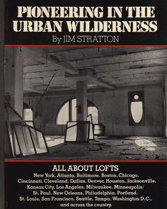 Pioneering In The Urban Wilderness by Jim Stratton