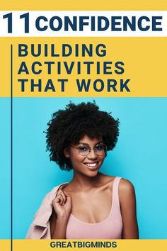 Boost your self esteem now. Here are critical 11 confidence building activities for adults that you can pursue to embark on a virtuous cycle of enhanced security, emotional resilience and improved performance. Confidence Building Activities, Building Self Confidence, Self Confidence Tips, Confidence Coaching, Building Self Esteem, Confident Body Language, Emotional Resilience, Activities For Adults, Business Motivational Quotes