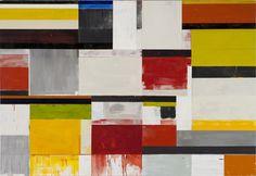 Lloyd Martin  SHIM   2012   Oil, mixed media on canvas   66 x 96 inches