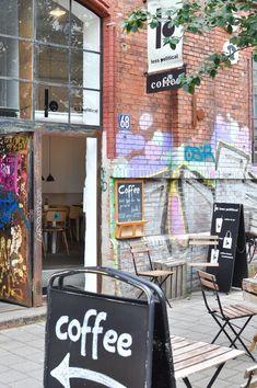 Hamburg, Schanze: Less Political -Cafétipp