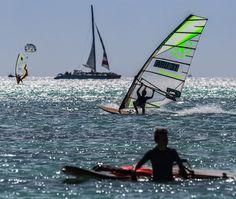 Aruba Kitesurfing and kiteboarding photography by Tony Filson