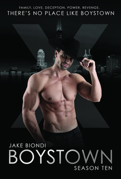 This cowboy is heating up BOYSTOWN.🔥 Don't miss BOYSTOWN Season Ten! Pre-order your copy today! 🔥 BoystownTheSeries.com