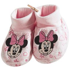 Adorable Minnie Booties - Babies R Us - Britain's greatest toy store