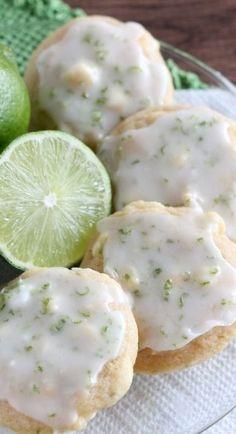 Key Lime Cookies!!! http://www.annamariaislandhomerental.com https://www.facebook.com/AnnaMariaIslandBeachLife