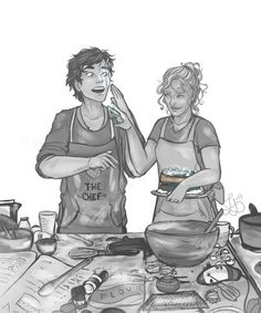 But some days only Percy Jackson Art, Percy Jackson Fandom, Fanart, Percy And Annabeth, Wise Girl, Percabeth, Half Blood, Heroes Of Olympus, Rick Riordan