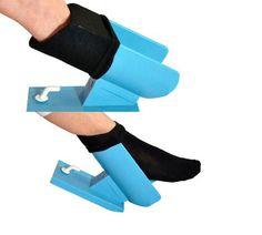 Long Handled Shoehorn Reach Assist for Men E Women and Kids,Large Dressing Aid Wood Shoe Horn Elderly Disabled Sock Remover for Seniors