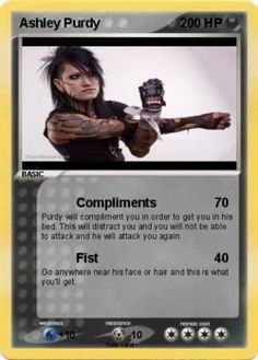 "fuckyeahblackveilbrides-ilovecc: "" Heey guys meet my pokemon, they would destroy anyone!;) All the haters especially """