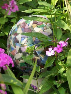 Garden art from the Krantz garden