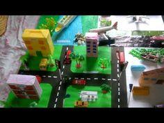 Modes of Transport Model.first prize winner project Preschool Projects, Preschool Class, Class Projects, Projects For Kids, Crafts For Kids, Children Crafts, Teaching Learning Material, Teaching Kids, Kids Learning