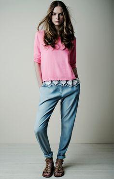 18245 Sudadera Sweatshirt / 18220 Camiseta Top