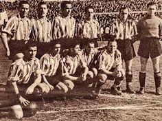 EQUIPOS DE FÚTBOL: ATHLETIC BILBAO 1942-43