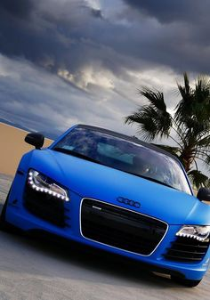 Gorgeous BLUE car amazing as anything x