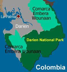 cerro tacarcuna | Darien National Park - Guide to Panama National Parks