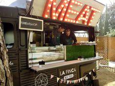 La Finca Meat Truck, Citroën HY food truck