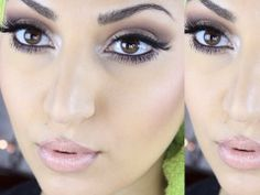 GRWM: Hair and Makeup Using Too Faced Chocolate Bar Palette