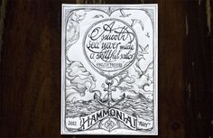 The Sailor - Graphic Design, Illustration & Lettering – Marion Kamper
