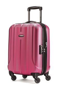 Samsonite Luggage Fiero HS Spinner 20, Purple, One Size
