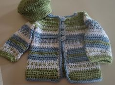 Sweater and Hat_e_0c7y - via @Craftsy