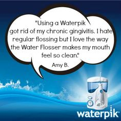 1000 images about why i use a water flosser on pinterest oral health cavities and dental. Black Bedroom Furniture Sets. Home Design Ideas