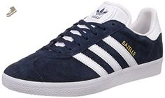 adidas Gazelle Womens Trainers Navy White - 7 UK - Adidas sneakers for women (*Amazon Partner-Link)