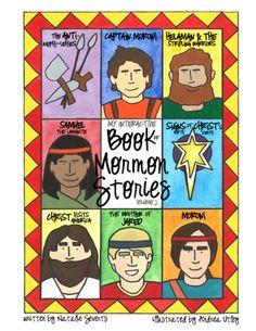 Volume 2: Interactive Book of Mormon for Children - - Kids Book of Mormon Stories PDF via Etsy