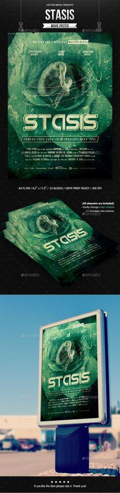 Stasis - Movie Poster