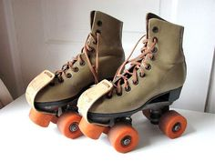 roller skates!!! memories indeed...I still own my on pair of speed skates, AND yes I do break them out every so often.