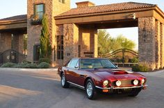 Lease a 1977 Aston Martin V8 2-door Coupe with Premier Financial Services today. Photo via Hemmings. #Lease #AstonMartin #SimpleLease