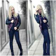 Leather Jacket - Tara S