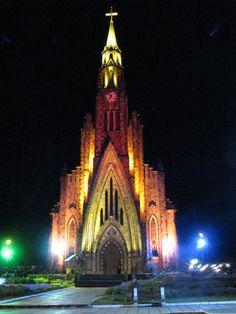 Catedral de Pedra-Gramado -Rio Grande do Sul-Brasil