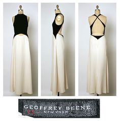 Geoffrey Beene Dress, 1992.