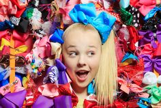 Newly signed to Nickelodeon, JoJo Siwa is leading an international online movement of kind behavior and demure dress. But not everyone approves.