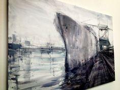 24:: Olio su tela di Alessandro Papetti, 2012 - Galleria Forni #Bologna #artefiera
