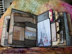 File under M for memories (paper phenomenon) Francine Gobeil Pic 1