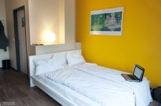 Headed to Vienna soon? You'll want to grab a private room at the best hostel in the world, Wombats City Hostel at the Naschmarkt. >>> Free breakfasts, rooms with views of the market, great dorms and private rooms/baths, a hip vibe and a short walk into the heart of Vienna.