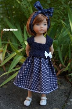 Tenue OUTFIT ONLY poupée Little Darling Dianna Effner doll puppen