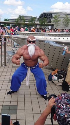 Best Roshi Cosplay