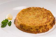 Potato Tart (Gatto di patate) from Campania region in southern Italy. Potato Cakes, Potato Pie, Potato Recipes, Barilla Recipes, Cake Courgette, Cooking Recipes, Healthy Recipes, Yummy Recipes, Yummy Food