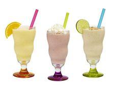 Smoothies for dessert! Recipes for: Orange Cream, Strawberry Shortcake, and Key Lime Pie #hgtvmagazine http://www.hgtv.com/kitchens/3-smoothie-recipes-to-shake-up-your-morning/index.html?soc=pinterest