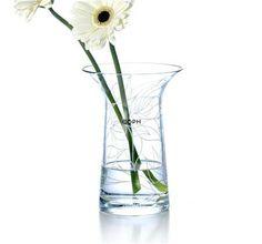 21 cm Rosendahl Filigran vase, line, mellem kr. 350,-